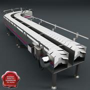 Transportband V1 3d model