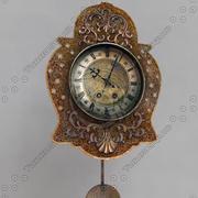 Clock (04) 3d model