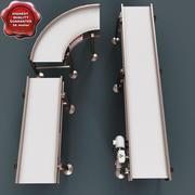 Conveyor Collection V2 3d model