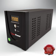 UPS CyberPower 3d model