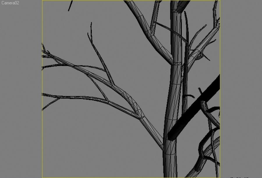 Drzewo # 2 royalty-free 3d model - Preview no. 5