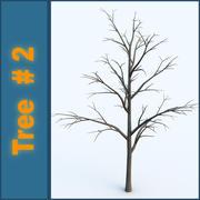 Ağaç # 2 3d model
