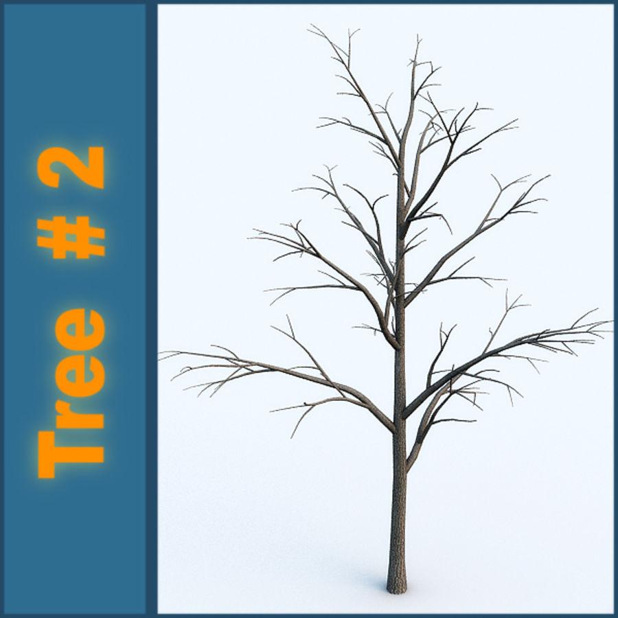 Drzewo # 2 royalty-free 3d model - Preview no. 1