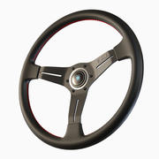 Nardi Deep Corn sports steering wheel 3d model