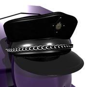 섹시 페티쉬 모자 3d model