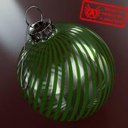 Ornament 21 - Julklapp av hög kvalitet - max 3ds 2010 - Mental Ray 3d model