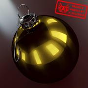 Ornament 16 - Julklapp av hög kvalitet - max 3ds 2010 - Mental Ray 3d model