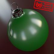 Ornament 3 - Julklapp av hög kvalitet - max 3ds 2010 - Mental Ray 3d model