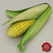 Corn V2 3d model
