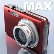 Photocamera.Generic MAX 3d model