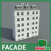 Casa de la ciudad 01 modelo 3d