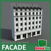 城市之家02 3d model