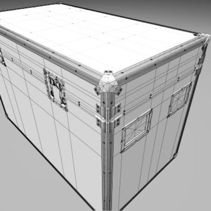 Caso royalty-free modelo 3d - Preview no. 3