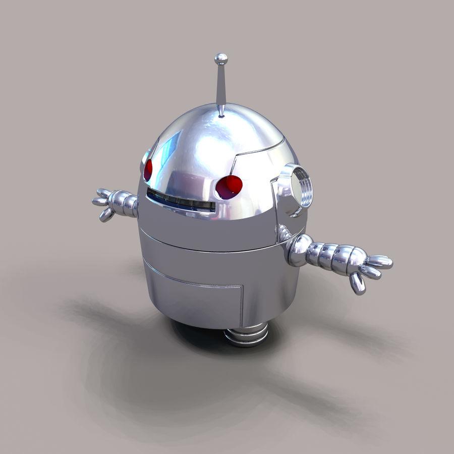 Jo Bot royalty-free 3d model - Preview no. 1