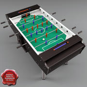 Fussball Table 3d model