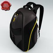 Backpack Express 3d model