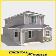 House 12 3d model