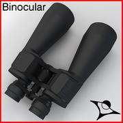 Binoculaire 3d model