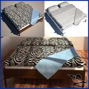 Ikea Engan Bett 3d model