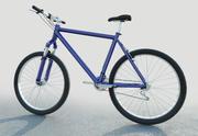Mountain Bike - I FÖRSÄLJNING !!! 3d model
