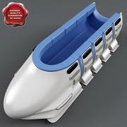 Kızak Kızağı 3d model
