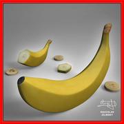 Banana fruit  + BONUS 3d model