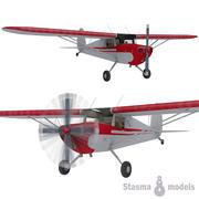 Cessna 120 3d model