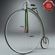Penny Bike 3d model
