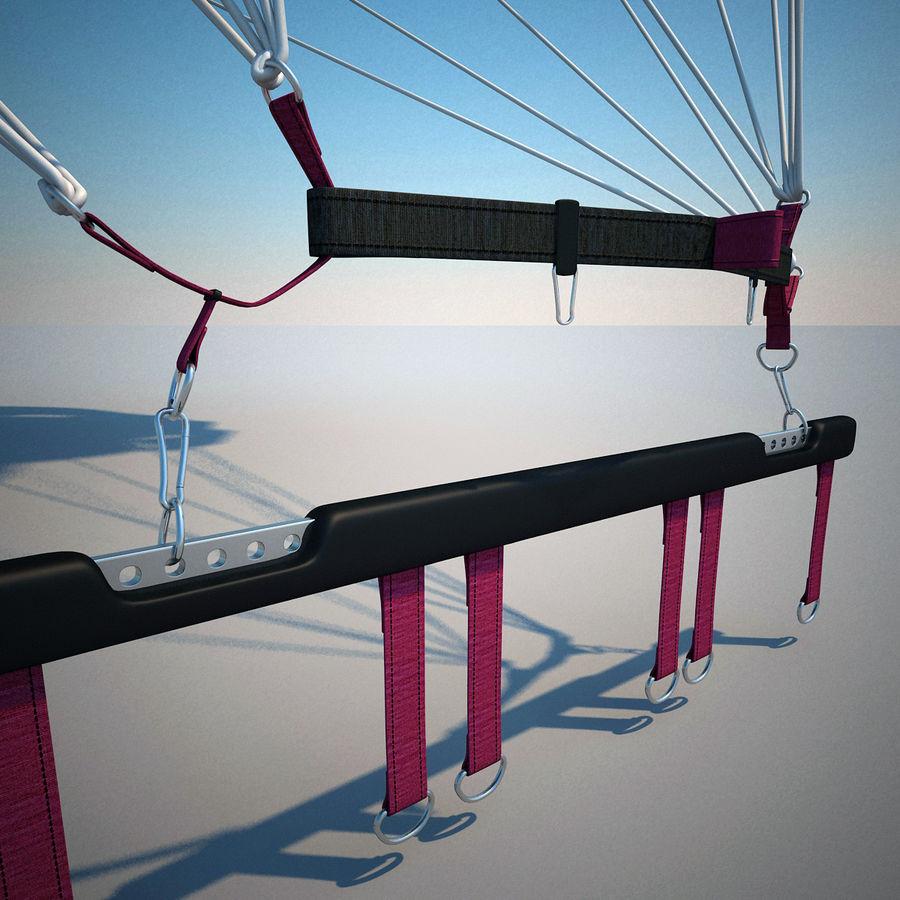 Parachute royalty-free 3d model - Preview no. 10