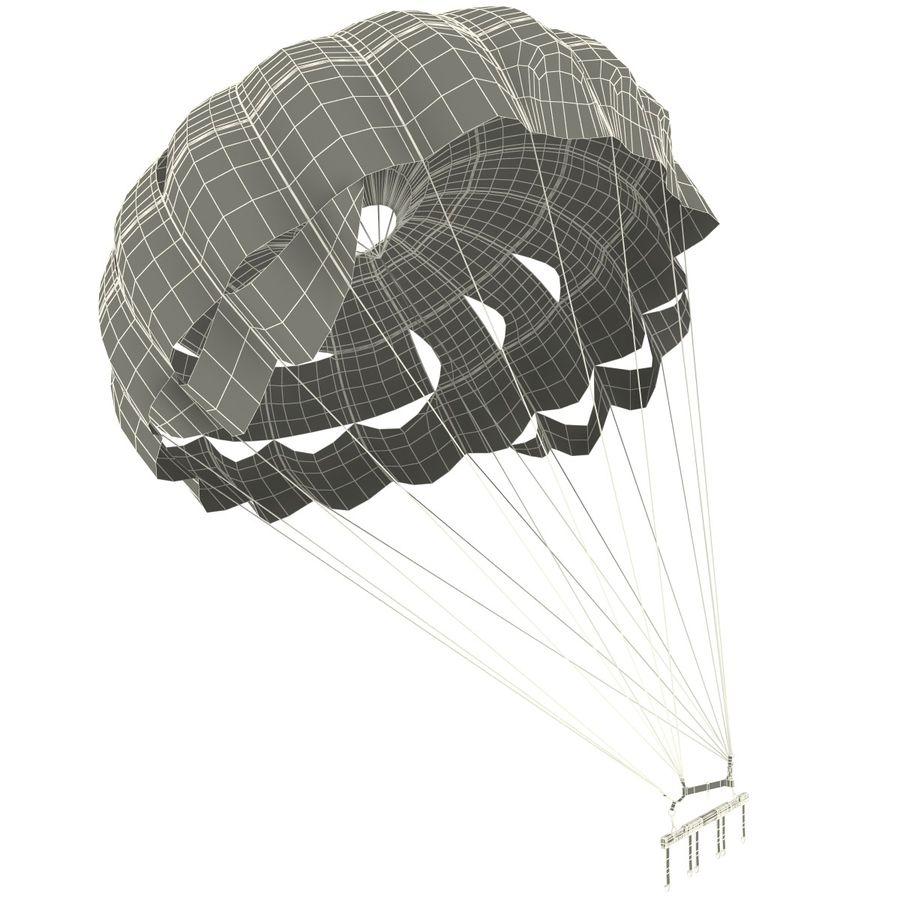 Parachute royalty-free 3d model - Preview no. 12