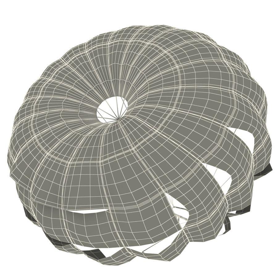 Parachute royalty-free 3d model - Preview no. 13