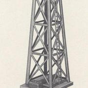 Point Mugu Aircraft Beacon Tower modelo 3d
