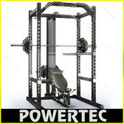 Powertec WB-PR10 стойка питания рабочего места 3d model
