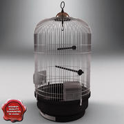 Клетка для птиц V2 3d model