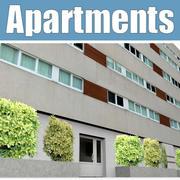 Mieszkanie 3d model