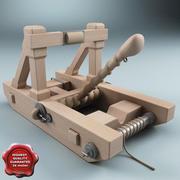 Catapult V1 3d model
