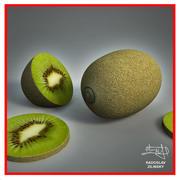 Kiwi fruit + BONUS 3d model