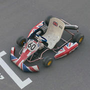 Kart Race - Countries Collection 3d model