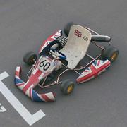 Kart Race - Colección Países modelo 3d