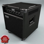 Bass Combo Amps Mesa M3 Carbine 3d model
