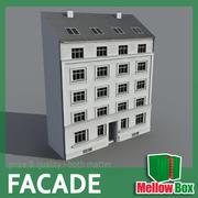 Casa de la ciudad 03 modelo 3d