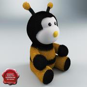 Brinquedo Abelhinha 3d model