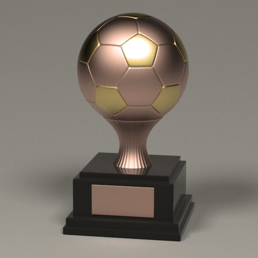 trophy14 royalty-free 3d model - Preview no. 1