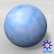 Rubber Ball 3d model