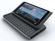 Nokia E7 3d model