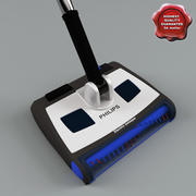 Electric Sweeper Philips 3d model
