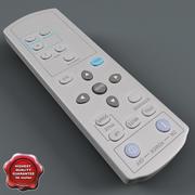 Projektor Fernbedienung 3d model