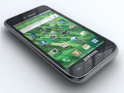 Samsung Galaxy S 4G 3d model