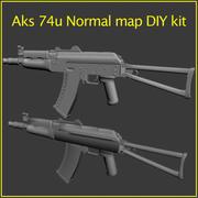 Aks 74u DIY kit 3d model