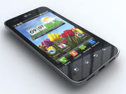 LG Optimus 2x P900 3d model